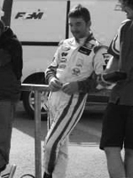 Anthony Loeuilleux, team manager automobile