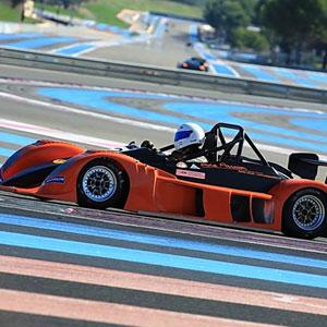Prestations en courses automobiles - team sport